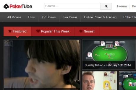 PokerTube spet v godlji zaradi kršenja avtorskih pravic