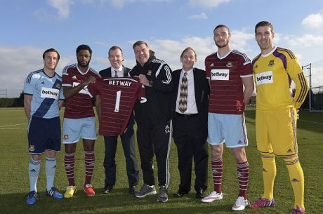 Betway Become Principal Sponsor of West Ham United