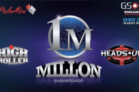 El Pabellón presenta el Guadalajara Series 2.1