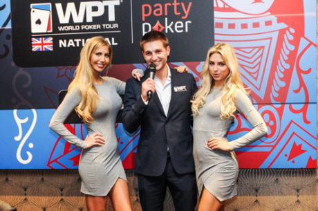 2015 partypoker WPT National London Accumulator Day 1a: A Successful Start