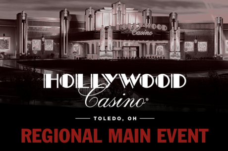 The Hollywood Poker Open Toledo is Happening Now; $1,115 Main Event on Saturday