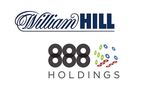 William Hill jedná o koupi akcií 888 Holdings