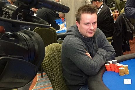 2015 WPT Fallsview: Canadian Andrew Pantling Leads Day 1