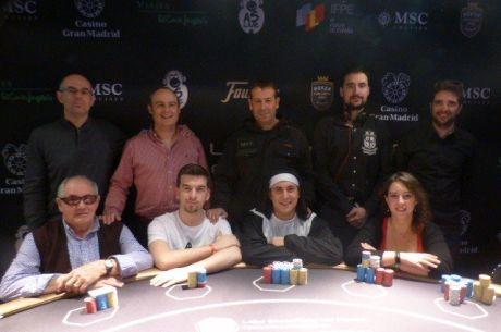 Pedro Lamarca lidera a los 7 supervivientes de la LÑP San Sebastián