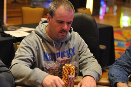 Hollywood Poker Open Toledo Regional Main Event Day 1a: Wright Can Do No Wrong