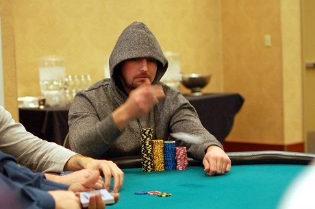 Geordi Lobe Leads Day 1b of Winter Super Stack with Guarantee Nearly Met