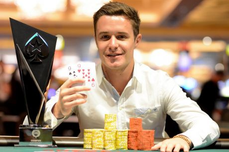 Michael Kane Dominates Final Table to Win the PokerStars.net ANZPT Perth Main Event