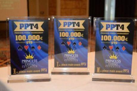 Panagopulos Trijumfovao na PPT4 €100k GTD u Gevgeliji
