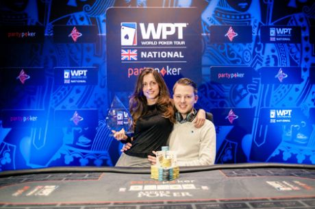 Christopher Gordon Wins partypoker WPT National London Main Event