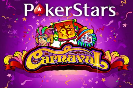 Zaureos ($37k), Tacuara (€29k) e Giovani ($30k) Reis do Carnaval PokerStars