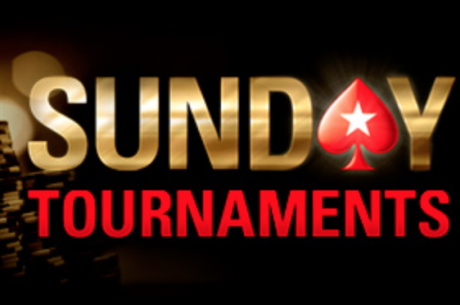 Sunday Majors de PokerStars