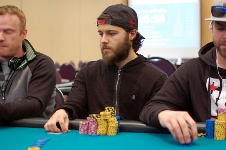 Tyler Bonkowski Leads Final Starting Flight of Winter Super Stack