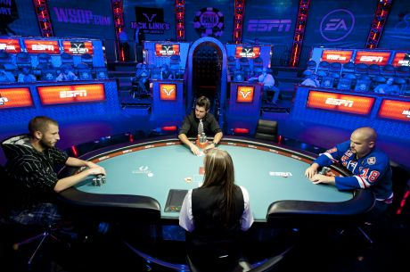 Preflop Opening Raises Late in Tournaments