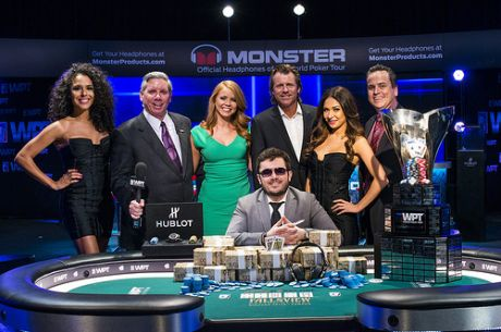 Anthony Zinno Wins Fallsview Poker Classic to Capture Second WPT Title