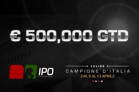 IPO 18 €500.000 Garantiti: Come Qualificarsi Gratis