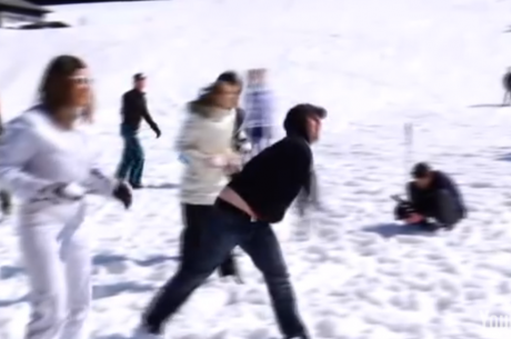 Throwback Thursday: Snowball Dodgeball