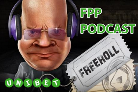 Hoje às 21:00 2º Freeroll FPP Podcast na Unibet Poker