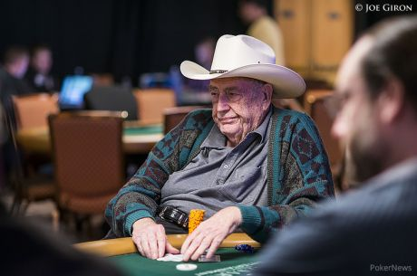 Update on Doyle Brunson's Cancer Prognosis; Surgery Scheduled for March 2