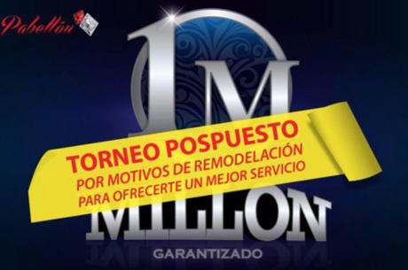 Se pospone la Serie 2.1 del Pabellón en Guadalajara