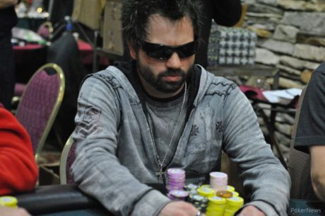 2015 MSPT Wisconsin State Poker Championship Day 1a: Stone Leads as 33 of 197 Advance