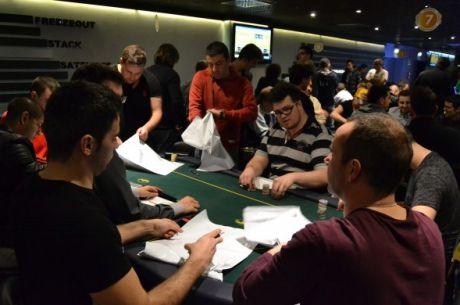 Campeonato de España de Poker 2015: Noel Prat fue el mejor en el Día 1b