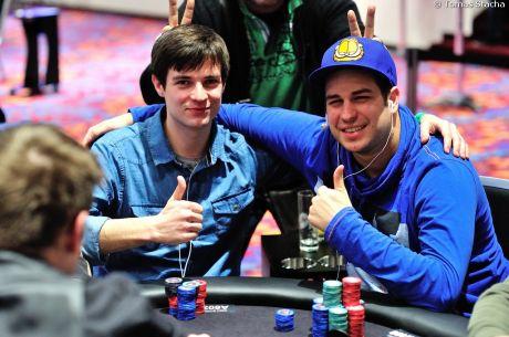 v King´s Casino Rozvadov začala Eureka 5: v Main eventu postupuje 7 čechů a 2 slováci