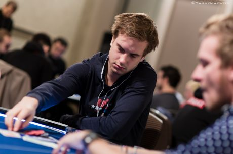 Talking Poker: Barreling