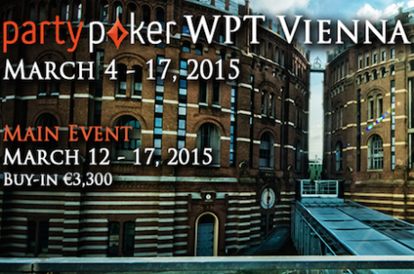 World Poker Tour Heads To Vienna March 4-17, 2015