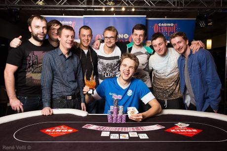 OlyBet Kings of Tallinn põhiturniiri võitis Ranno Sootla