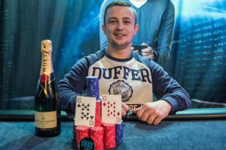 Colm Hanlon Wins the 888poker Live Local Series Dublin Main Event