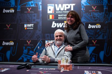 Heinrich Pauker gana el 2015 bwin.be WPT National Brussels
