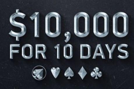 The Beast $10,000 турнир с вход $12 всеки ден до 27-ми в PKR