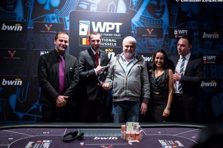 Heinrich Pauker vyhrál 2015 bwin.be WPT National Brussels Main Event