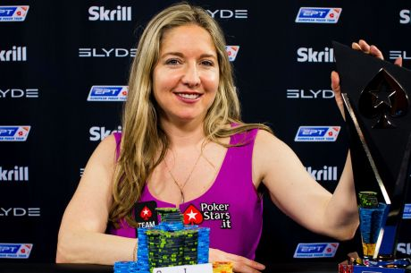 Victoria Coren Mitchell Wins Three British Poker Awards