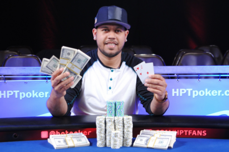 Jose Montes Follows Up WSOP Circuit Win By Taking Down HPT Golden Gates for $240,523