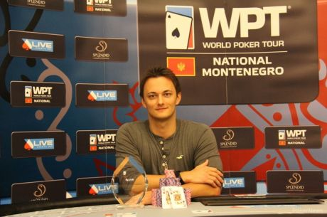 Goschel Marc Osvojio WPT Montenegro Warm Up Event za €43,300