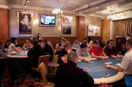 PokerNews Live jätkub sel reedel Tallinnas