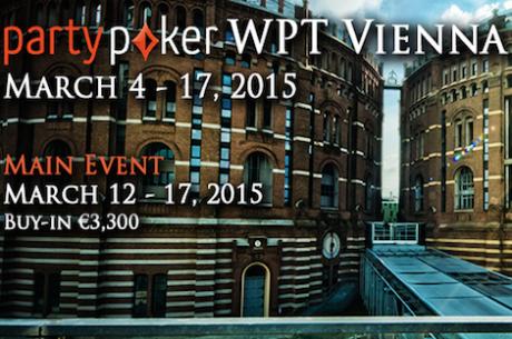 World Poker Tour Bécs: Március 4-17 között találkozunk a Montesinoban!