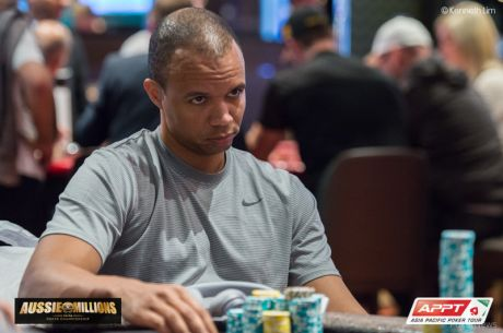 The Online Railbird Report: Phil Ivey Loses More Than $1.1 Million in Two Weeks