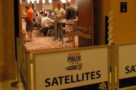 Auginkite savo pokerio kapitalą kvalifikacinėse kovose