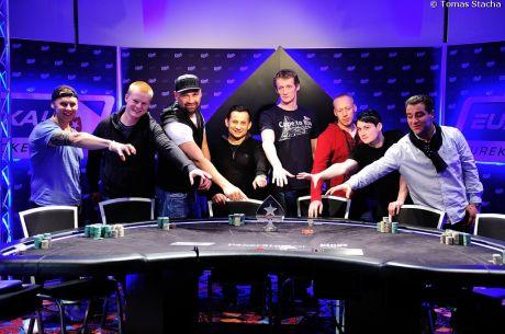 Eureka Rozvadov: Final table v česko-slovenských barvách