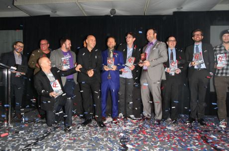 Snapshots from the Inaugural American Poker Awards