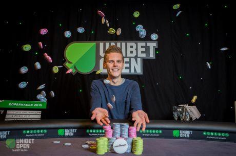 Denmark's Theis Vad Hennebjerre Wins Unibet Open Copenhagen Main Event