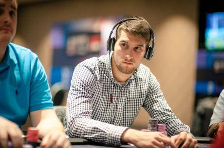 Matas Cimbolas šėlo Didžiosios Britanijos pokerio ringe