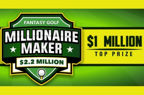Turn $20 Into $1 Million Playing Fantasy Golf on DraftKings