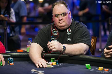 "Hold'em with Holloway, Vol. 20: Talking Ante-Only Strategy with Greg ""FossilMan"" Raymer"