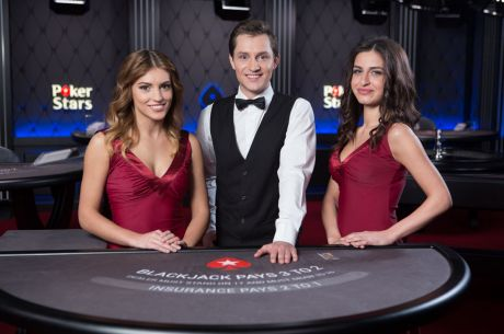 PokerStars Launch Live Dealer Casino Tables