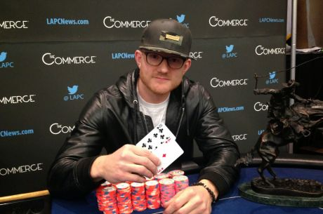 Jason Koon Makes It Another Super Tuesday By Winning LAPC $50K High Roller for $436K