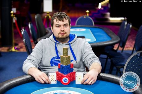 """""""Rychlý zabiják"""" Ondřej Goetz sundal březnový HR České Pokerové Tour"""