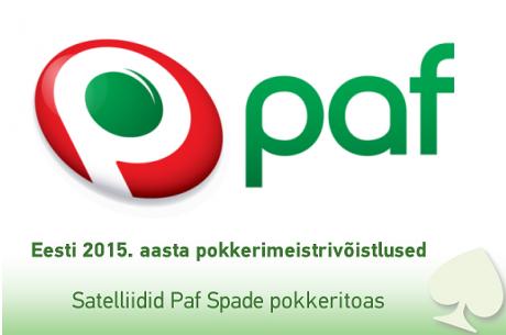 EMV 2015 satelliidid Paf Spade pokkeritoas